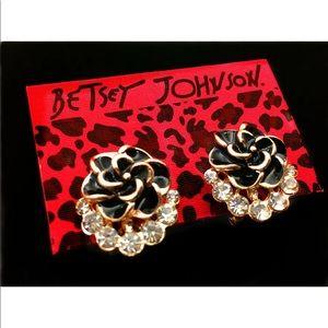 🖤 flower earrings 🖤